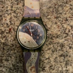 Special Edition Swatch Watch